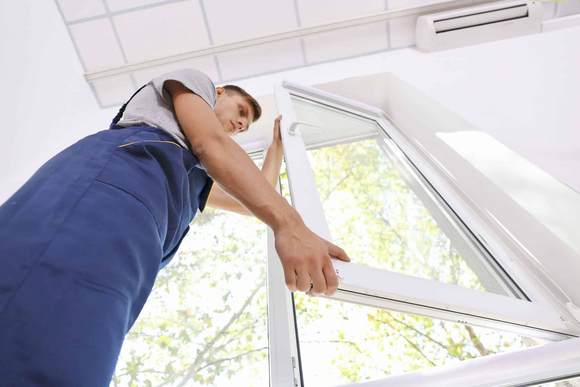 Installer une fenêtre