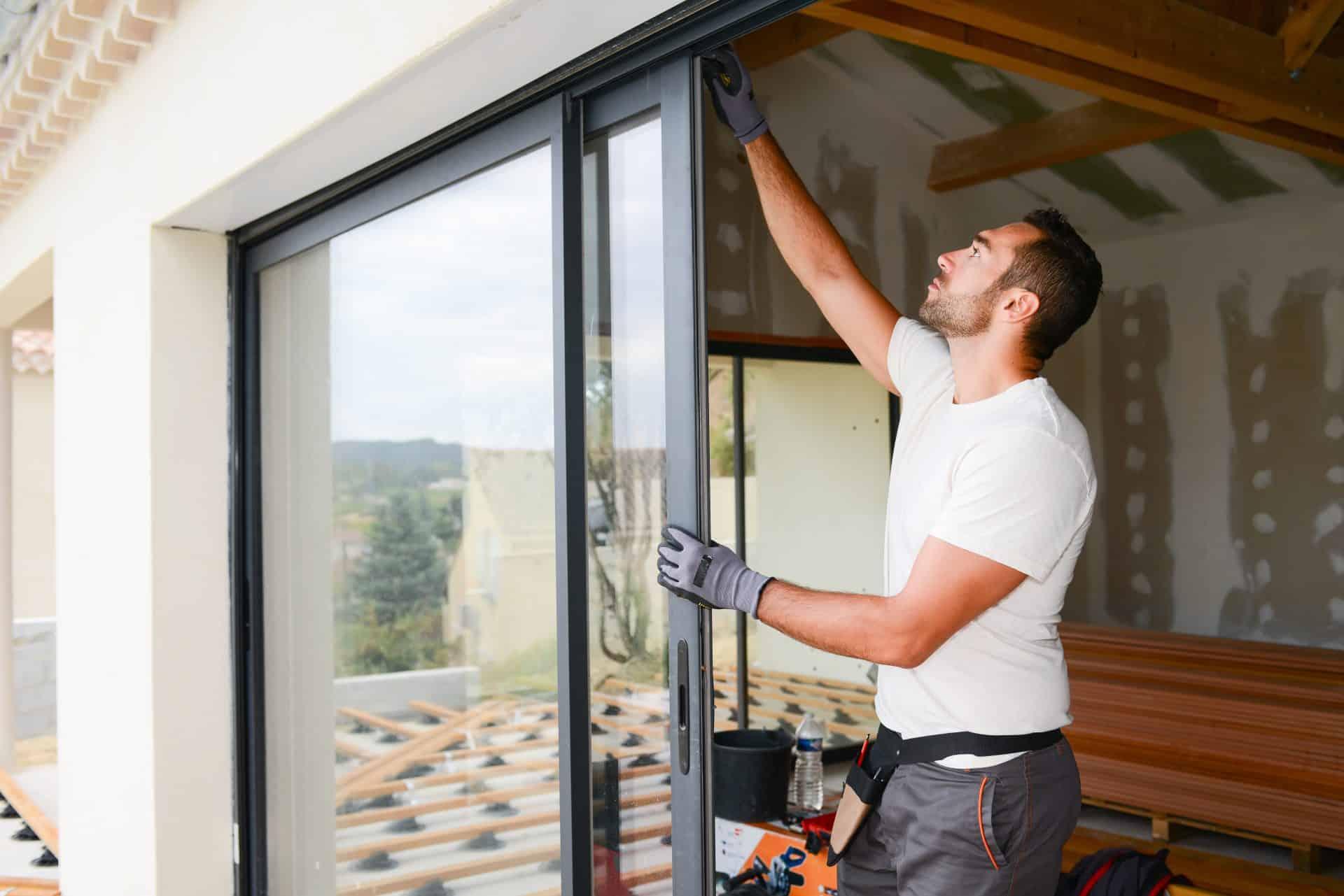 Installer une porte-fenêtre
